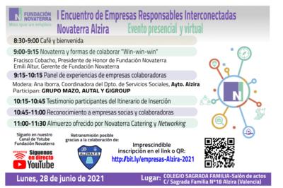 I Encuentro de Empresas Responsables Interconectadas