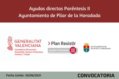 Ayudas Económicas Covid 19 - Ayuntamiento Pilar de la Horadada