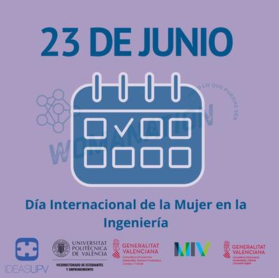 Día Internacional de la Mujer en la Ingeniería - Evento Womanation