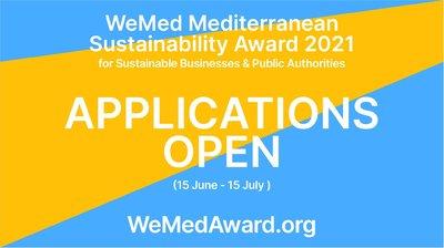 Premios WeMed Mediterranean Sustainability 2021