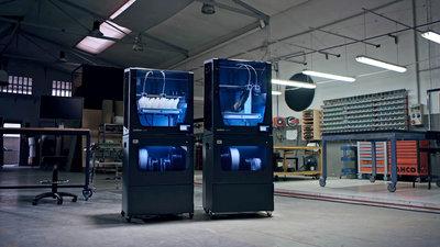 Bnc3d Epsilon + SmartCabinet