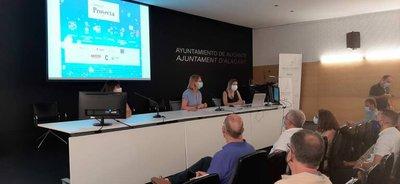 Presentación Programa Impulsa Cultura Proyecta