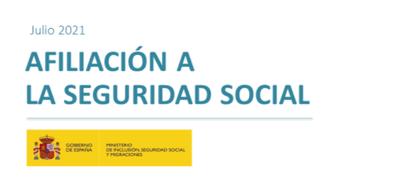 La Seguridad Social registra 133.049 afiliados más en julio