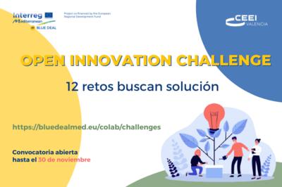 12 retos de innovación abierta buscan solución