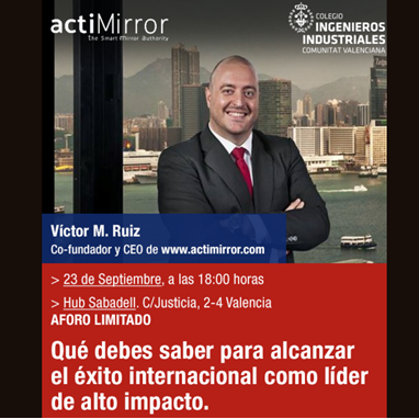 Jornada: Qué debes saber para alcanzar el éxito internacional como líder de alto impacto