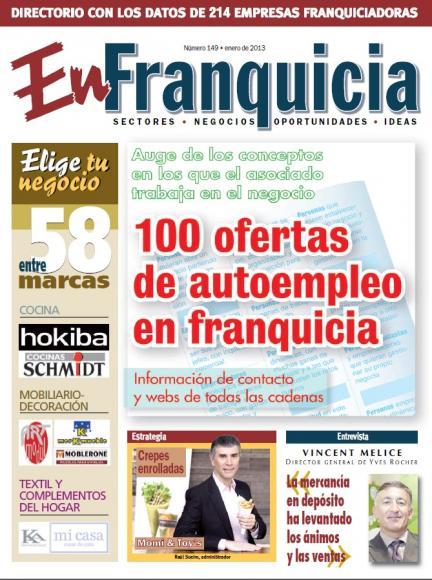 Revista EnFranquicia nº149