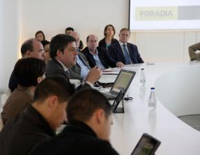 Intervención Pablo de Gracia (FORADIA) Enrédate Ontinyent