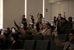 Público vota presentaciones empresas. Enrédate Ontinyent.