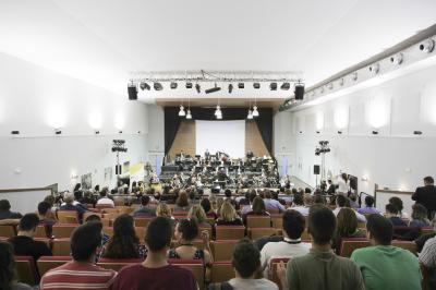 """Conferencia / Concierto """"El arte del liderazgo creativo"""" -02"""