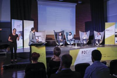 Emprendedor tecnológico. Entrega de premios startup 5UCV -01