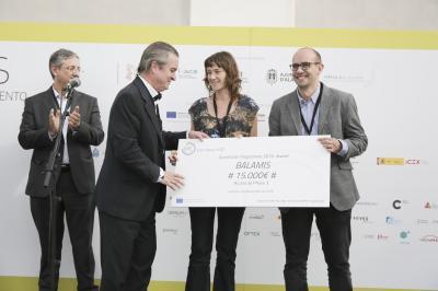 Premios Climate-KIC. Balamis