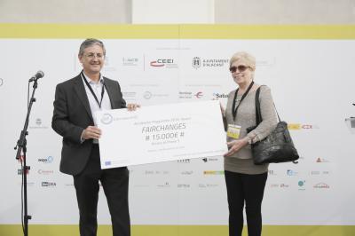 Premios Climate-KIC. Fairchanges
