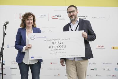 Premios Climate-KIC. Tech 4+