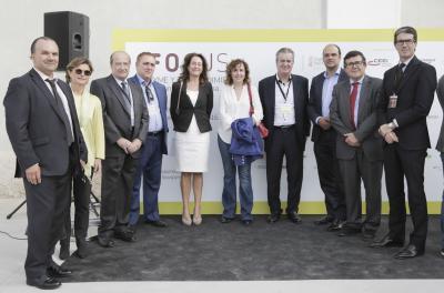 Autoridades y Organizadores en el Photocall de Focus Pyme y Emprendimiento 2016 -02