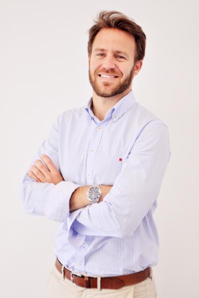 Gonzalo García, CEO Carcrash