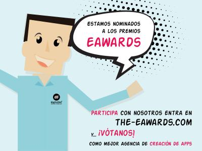 DIGITALDOT FINALISTA DE LOS PREMIOS EAWARDS 2017