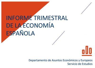 Informe Trimestral de la Economía Española de la CEOE