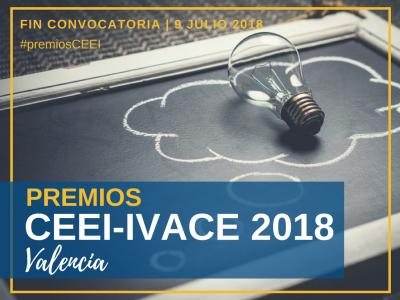 Bases Premios CEEI IVACE 2018