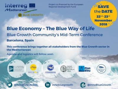 Conferencia Blue Economy. Blue Growth