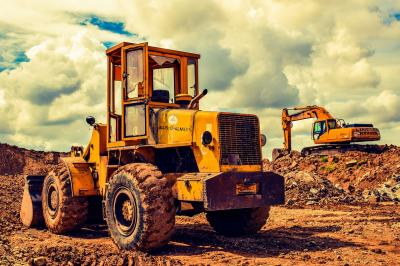 maquinaria construcción