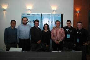 Colaboradores y organizadores iWeekend