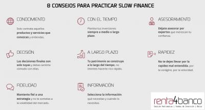 Consejos para practicar Slow Finance