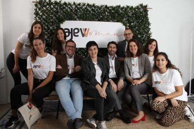Junta de AJEV, promotores de la iniciativa
