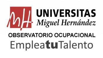 Observatorio Ocupacional Universidad Miguel Hernández de Elche