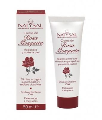 Crema Rosa Mosqueta Natysal 50 ml