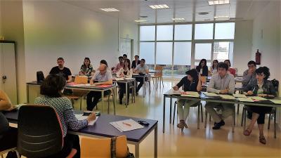 Primera reunión organización Focus Vega Baja