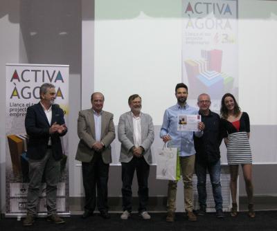 Mudakids ganador de la 3ª edición Activa Àgora
