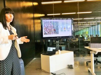 ADBio Composites en el evento de Materplat en Madrid