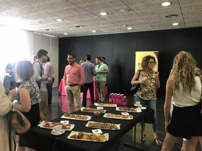 Café Networking - Comité Programación Focus Pyme CV 2019