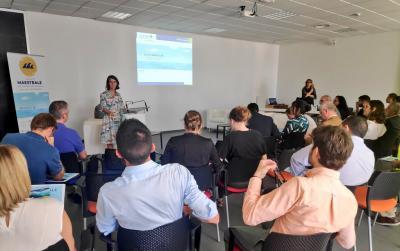 Valencia debate la implantación de energías marinas en el Mediterráneo