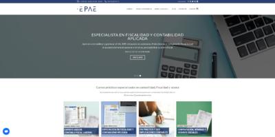 Web EPAE
