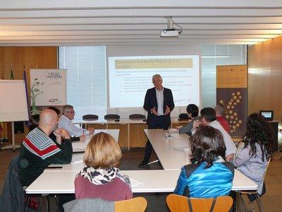 CEEI Castellón analiza robótica, logística y apoyo a la dependencia como tendencias para el emprendimiento