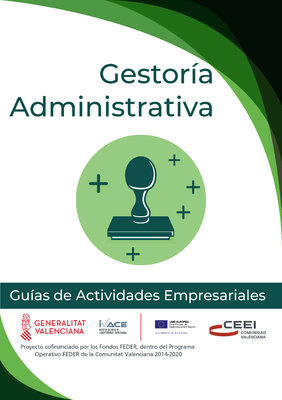 Actividades de asesoría, consultoría e investigación. Gestoría administrativa
