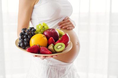 Comer sano ayudara de forma positiva al desarrollo de tu bebe