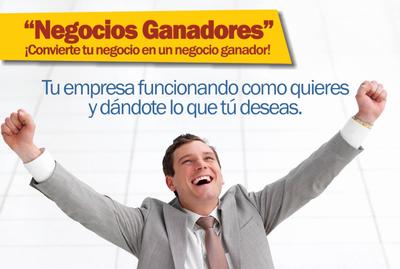 Ponencia:  Convierte tu negocio en un negocio ganador