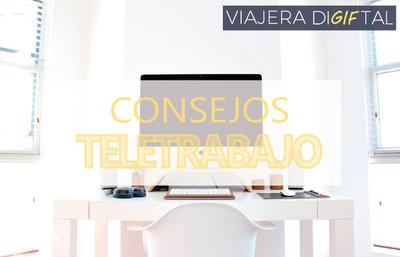 Consejos Teletrabajo