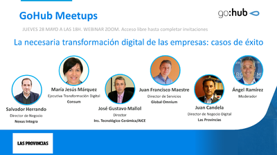 Webinar transformación digital