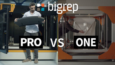 comparativa ro vs bigrep one