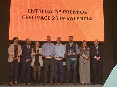 Ganadores Premios CEEI IVACE 2019