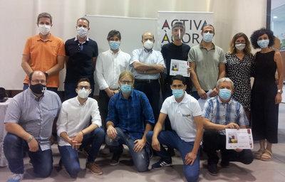 V edición del programa Activa Àgora