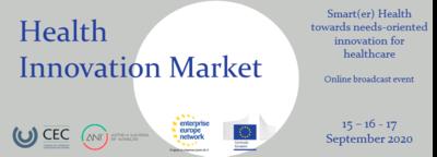 B2B Health Innovation Market 2020