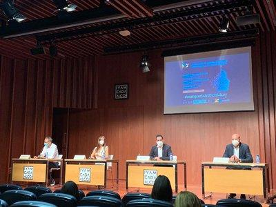 Presentación del Foro sobre Inteligencia Artificial