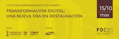 Foro Emprendimiento con Talento Diego Coquillat