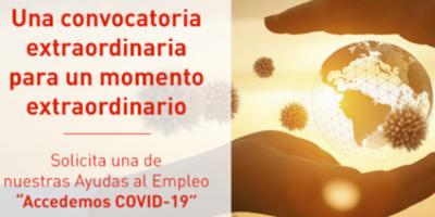 Ayudas al Empleo Accedemos COVID-19