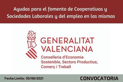 Fomento Cooperativas y sociedades laborales