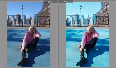 Editar Fotos con Adobe Ligthroom